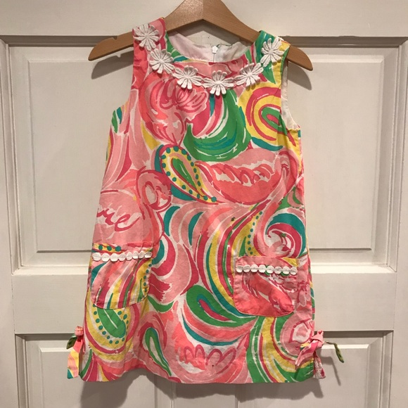 5dce1d25ba0 Lilly Pulitzer Other - Lilly Pulitzer Girls Size 4 All Nighter Dress